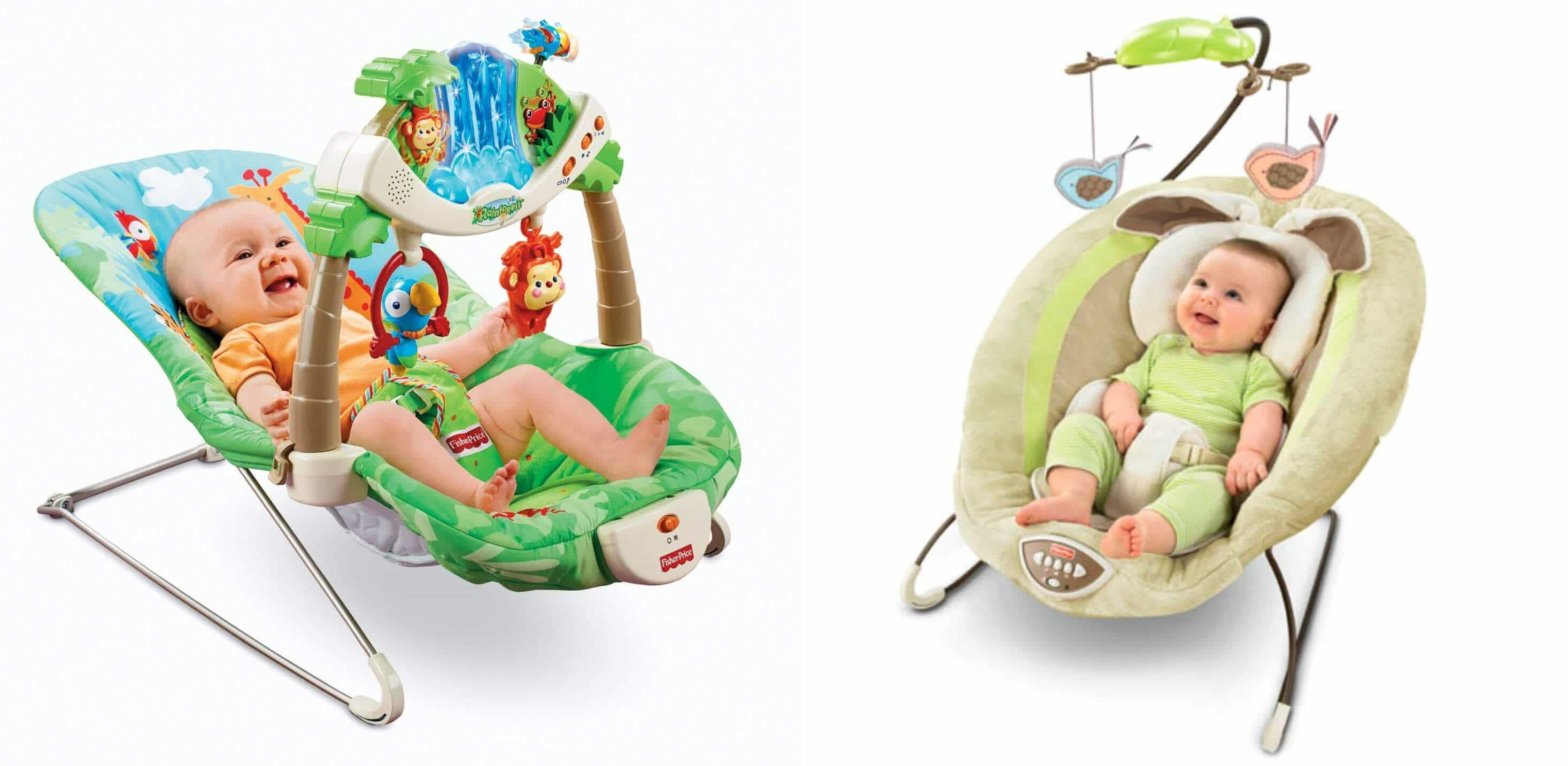 Best Baby Bouncers for Newborns Review
